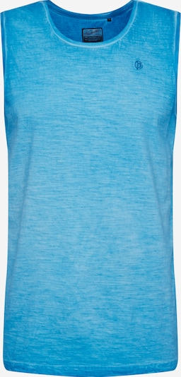 Petrol Industries T-Shirt 'Singlet R-Neck' en bleu clair, Vue avec produit