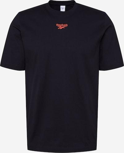 Reebok Classic T-Shirt in schwarz, Produktansicht