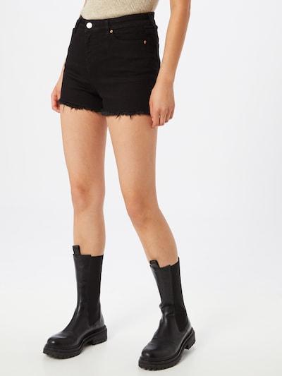 Miss Selfridge Leggings in schwarz, Modelansicht