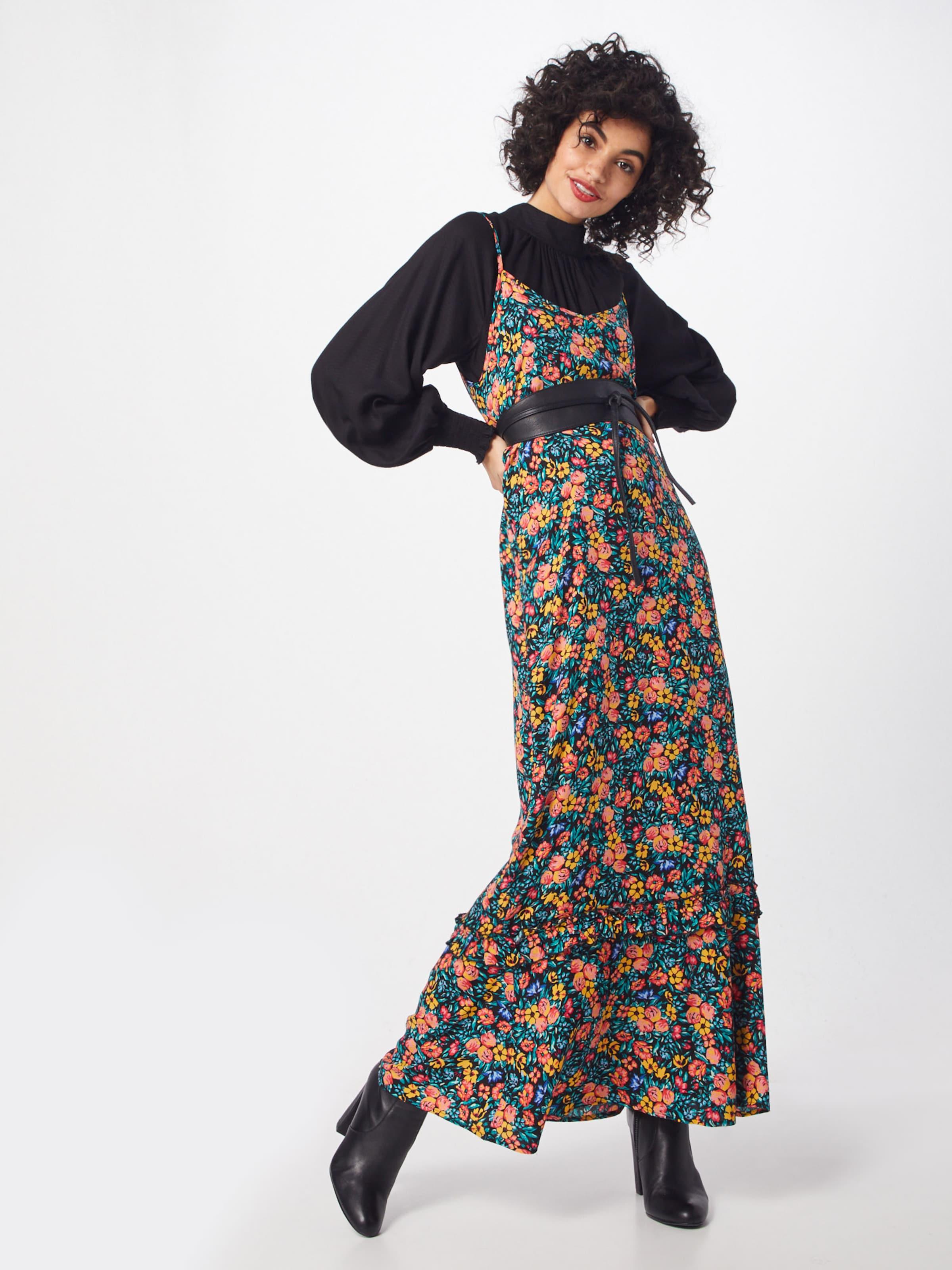 De Yong 'kenya' Kleid MischfarbenSchwarz In Jacqueline ikOXZuP