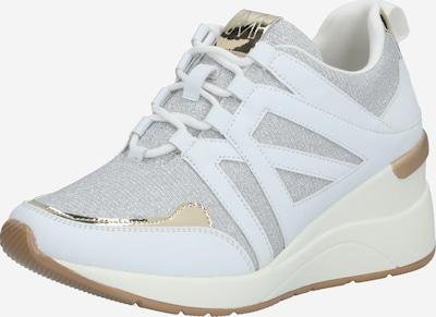 MARIAMARE Sneakers laag 'PRINCE' in de kleur Grijs / Wit, Productweergave