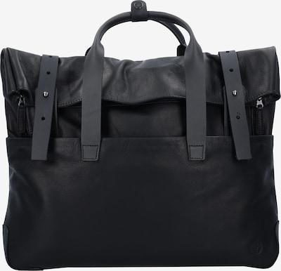 Harold's Aktentasche in schwarz, Produktansicht