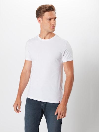 LEVI'S T-Shirt en blanc: Vue de face