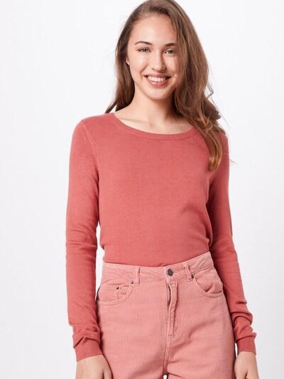 VILA Pulover 'BOLONIA' | roza barva: Frontalni pogled