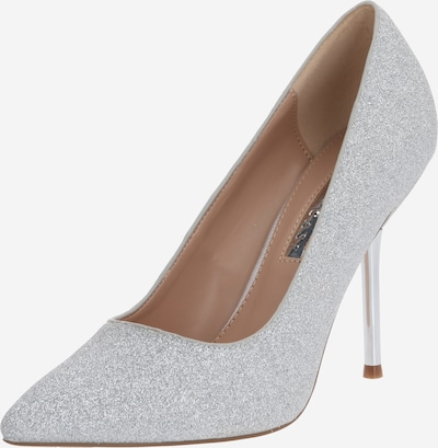 Dorothy Perkins Pumps in silber, Produktansicht