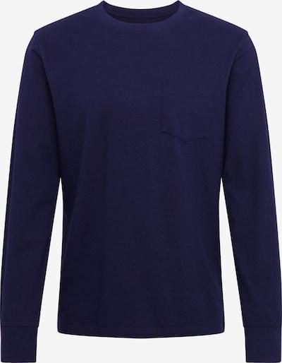 GAP Tričko 'SOLID' - námořnická modř: Pohled zepředu