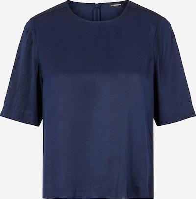 J.Lindeberg Bluse 'Jill' in dunkelblau, Produktansicht