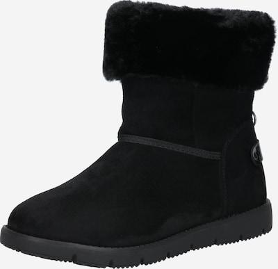 TOM TAILOR Boots en noir, Vue avec produit