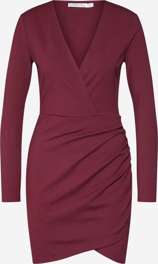 IVYREVEL Kleid in burgunder, Produktansicht