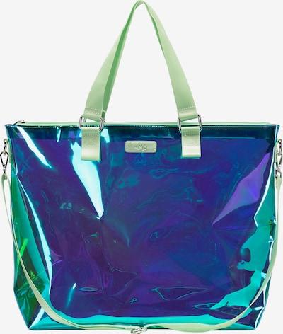 MYMO Torba shopper w kolorze nefryt / jasnozielonym, Podgląd produktu