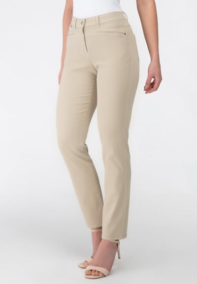 Recover Pants Hose in beige: Frontalansicht