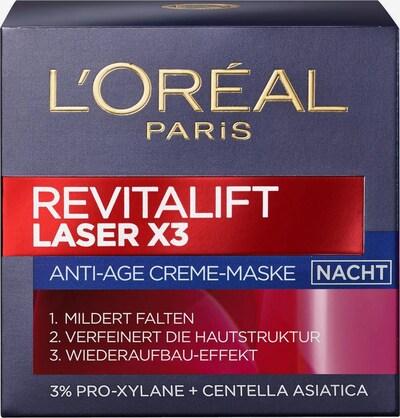 L'Oréal Paris 'RevitaLift Laser X3 Nachtpflege', Gesichtspflege in weiß, Produktansicht