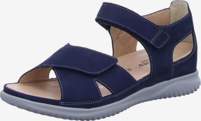 Hartjes Sandale in dunkelblau, Produktansicht
