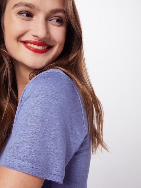 Filippa K Shirt in lila  Großer Rabatt Rabatt Rabatt 8efaa0