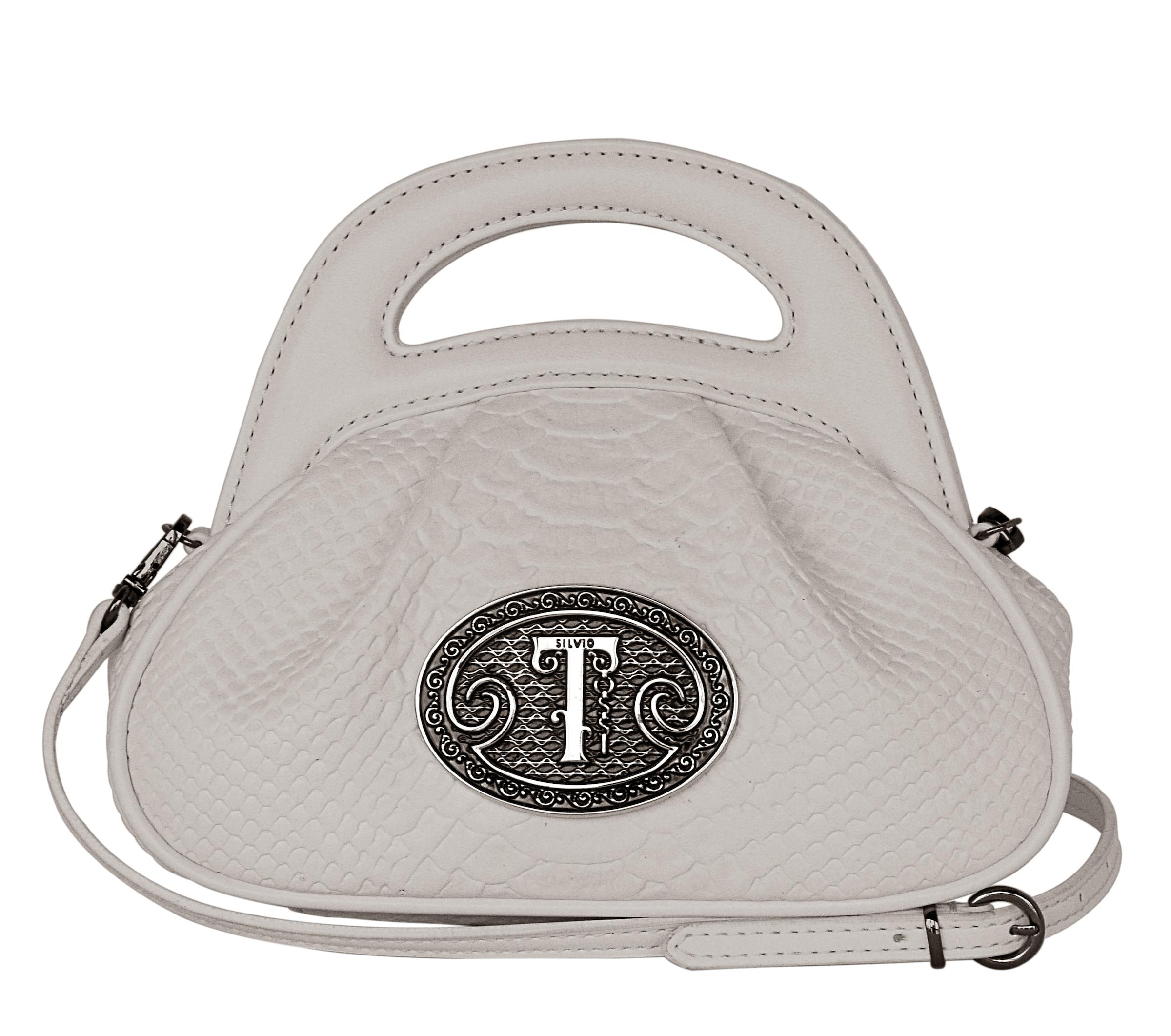 Naturweiß Silvio Tossi Silvio Tossi Handtasche Handtasche In In mv0wON8n