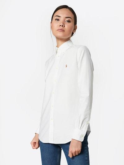 POLO RALPH LAUREN Bluza u bijela, Prikaz modela