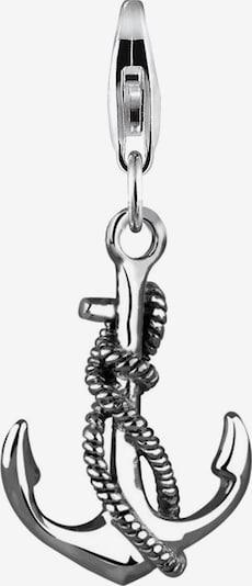Nenalina Charm 'Anker' in silber, Produktansicht