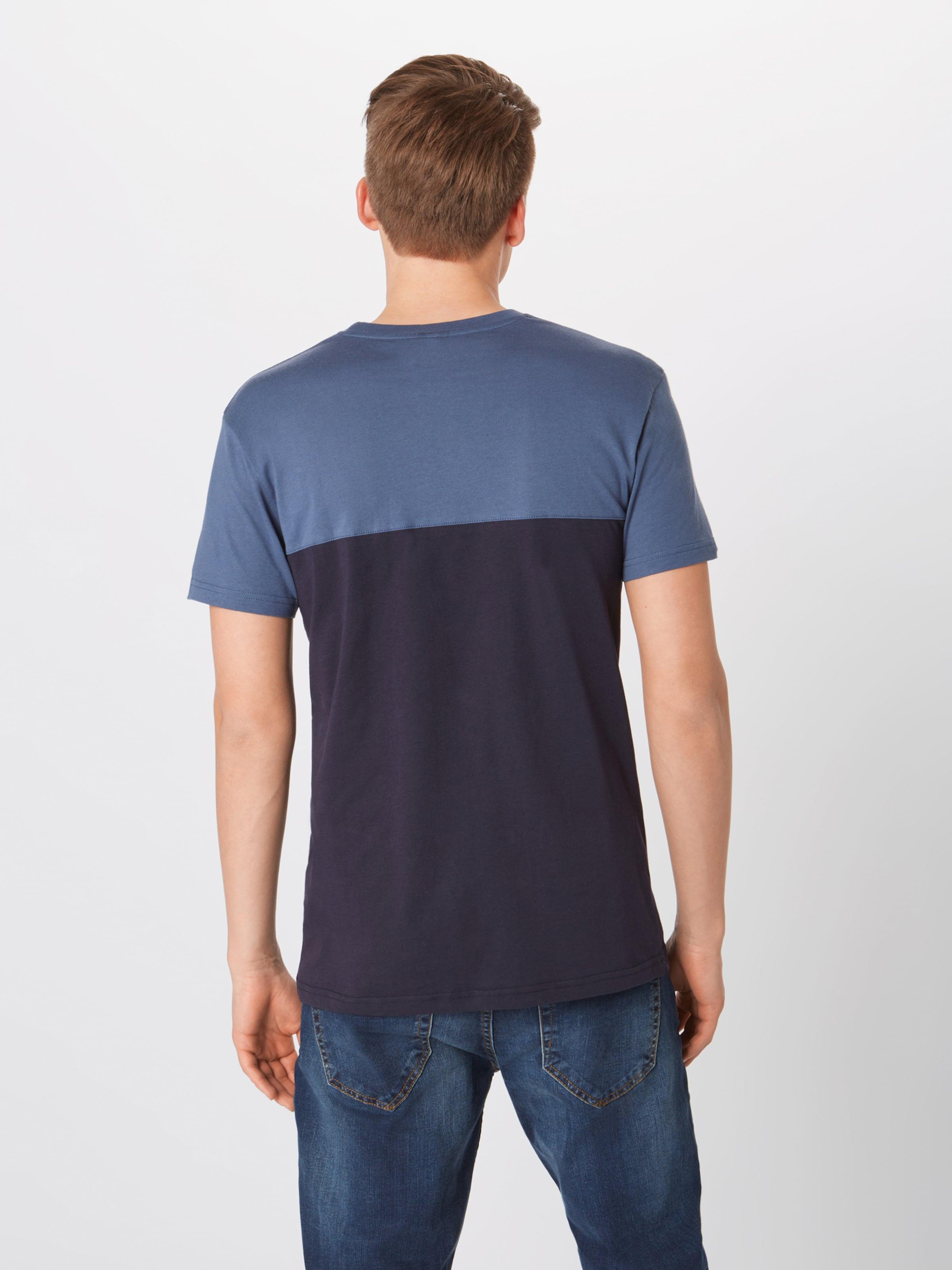 Iriedaily In shirt Mit Brusttasche T BlauHimmelblau TcJF1lK
