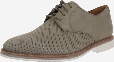 CLARKS Businessschuh in khaki, Produktansicht