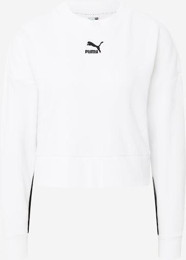 PUMA Sweatshirt in weiß, Produktansicht