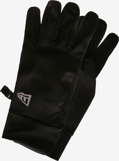 NEW ERA Handschuh 'Electronic Touch' in hellgrau / schwarz, Produktansicht
