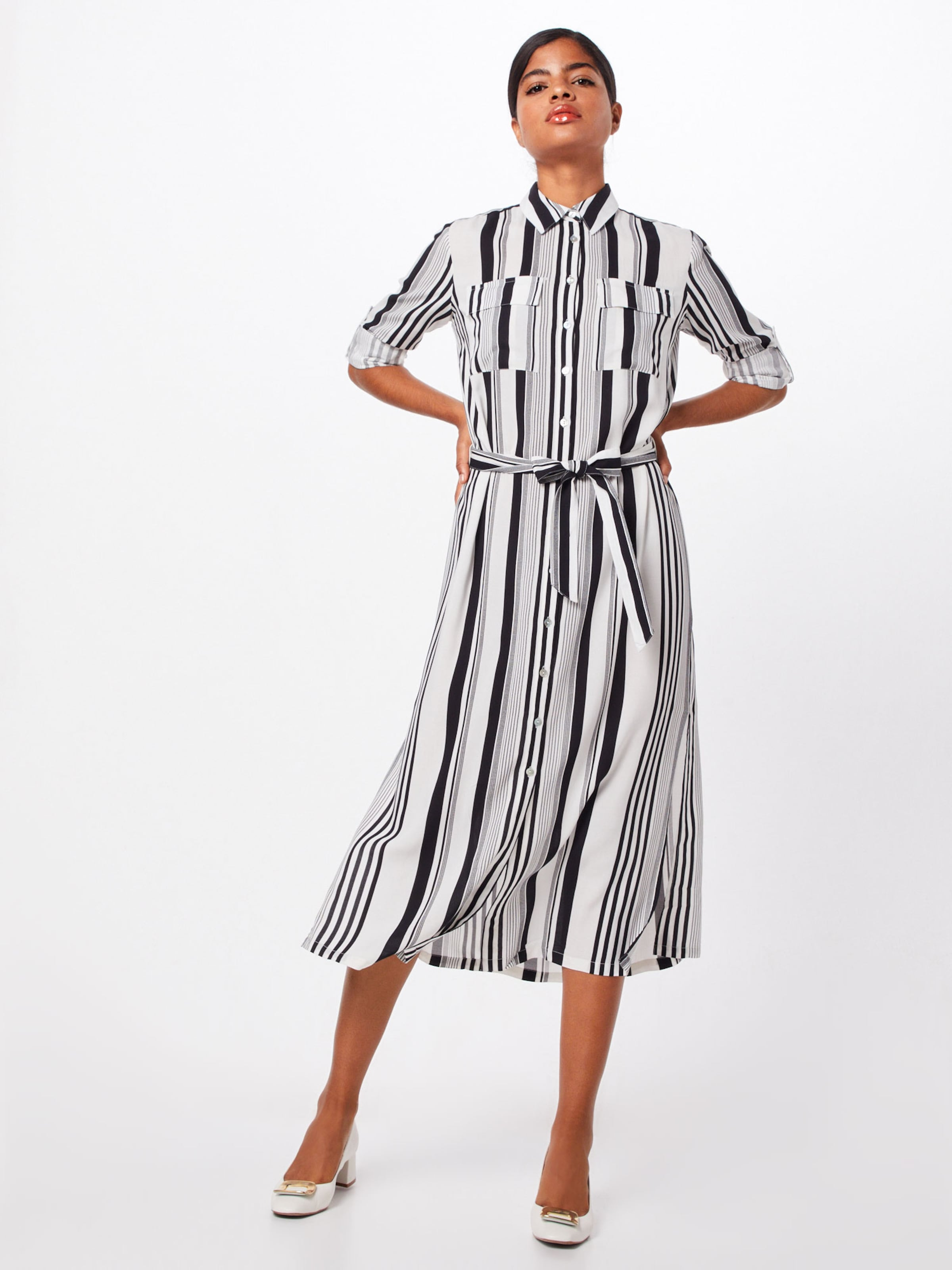 NoirBlanc chemise sh' Sisters l Point 'isabel Robe En QroWCxBeEd