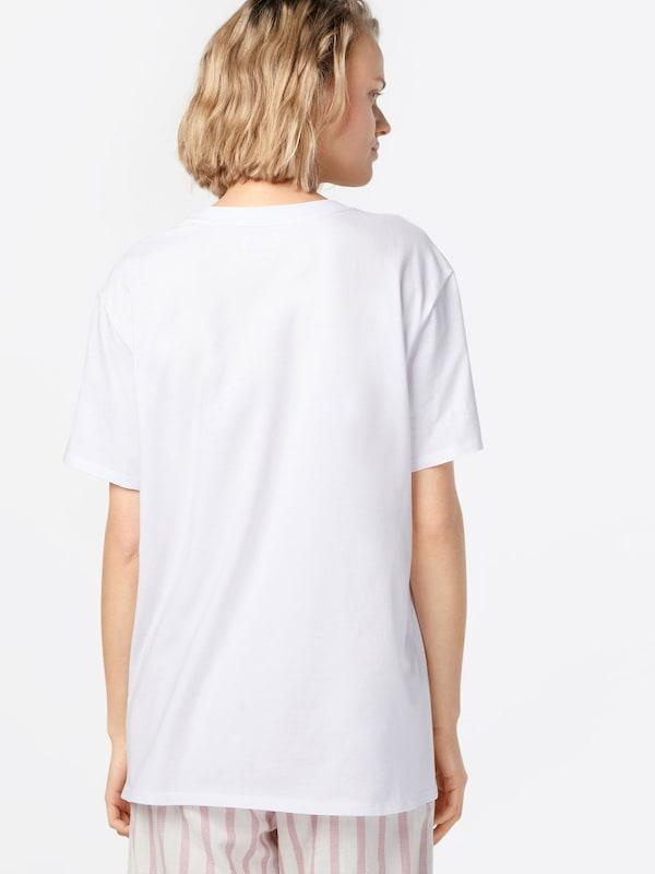 Marc O'Polo DENIM T-shirt mit Neondruck