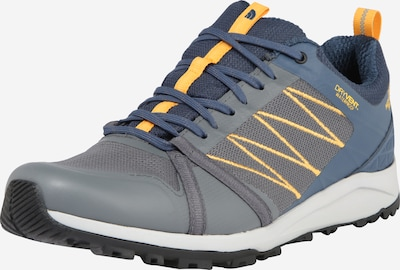 THE NORTH FACE Schuhe 'M LITEWAVE FASTPACK II WP ' in blau / grau, Produktansicht