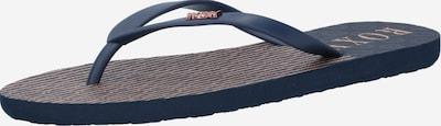 ROXY Žabky 'Viva Stamp III J SNDL' - námornícka modrá / bronzová, Produkt