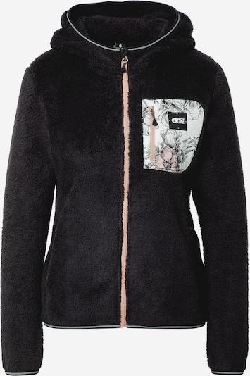 Picture Organic Clothing Sportjacke in rosé / schwarz / weiß, Produktansicht