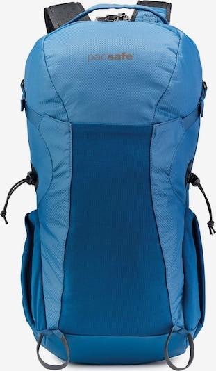 Pacsafe Rucksack 'Venturesafe X34' in blau, Produktansicht