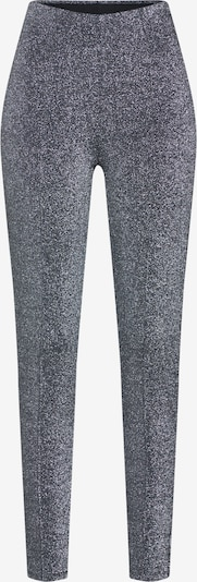 Noisy may Leggings 'RAMONE' in schwarz / silber, Produktansicht