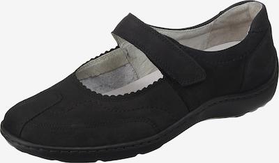 WALDLÄUFER Slipper 'Henni' in schwarz, Produktansicht