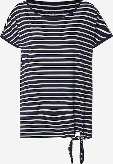 s.Oliver Shirt in de kleur Blauw / Wit, Productweergave