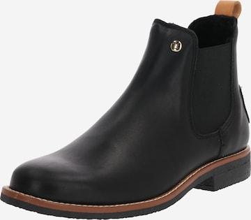 PANAMA JACK Chelsea Boots 'Giordana Igloo' in Black