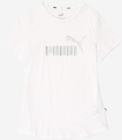 ezüst / fehér PUMA Funkcionális felső, Termék nézet