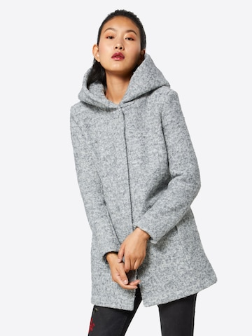 ONLY Between-seasons coat in Grey
