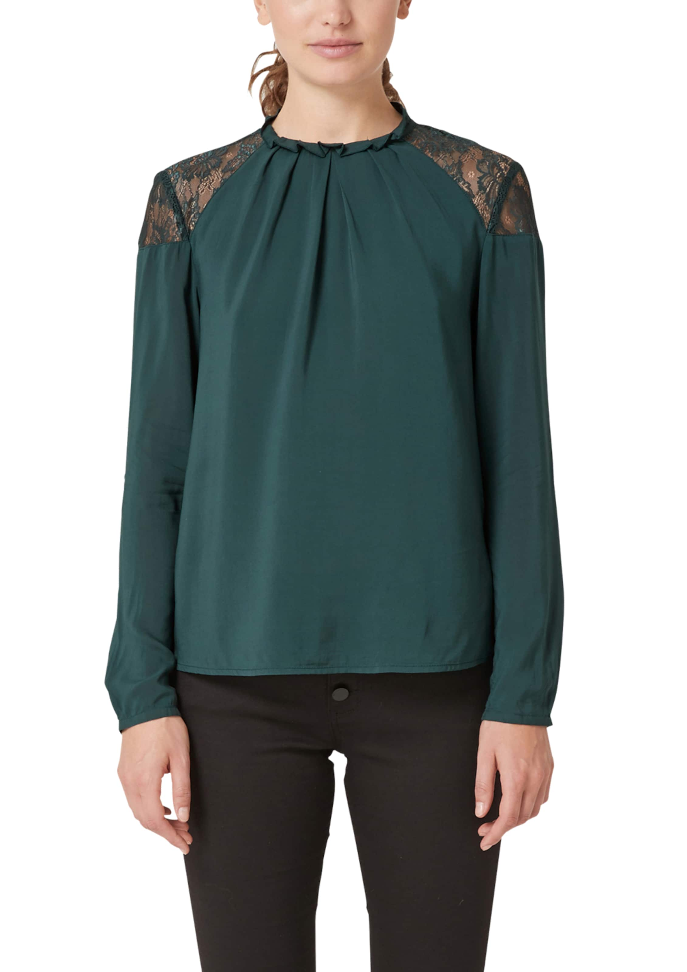 Bluse In Designed By Q Smaragd s c4L3SA5Rjq