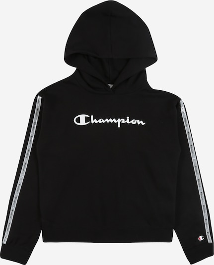 Champion Authentic Athletic Apparel Sweat en noir, Vue avec produit