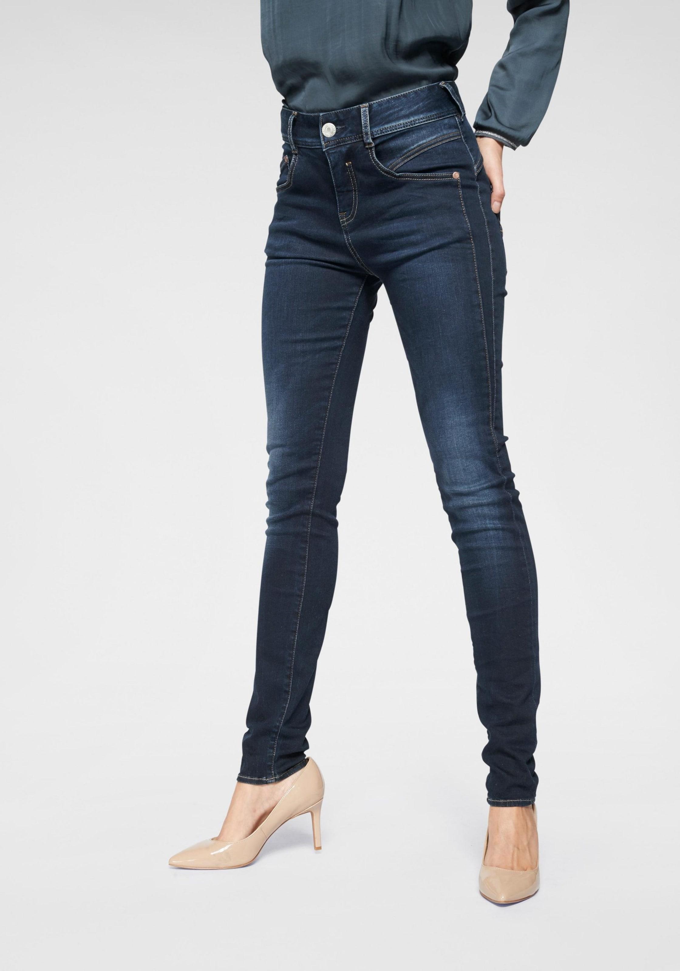 In Dunkelblau Jeans 'gila' Herrlicher stQorxBdCh