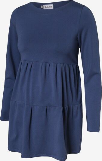 Bebefield Umstandslangarmshirt 'Alison' in blau: Frontalansicht