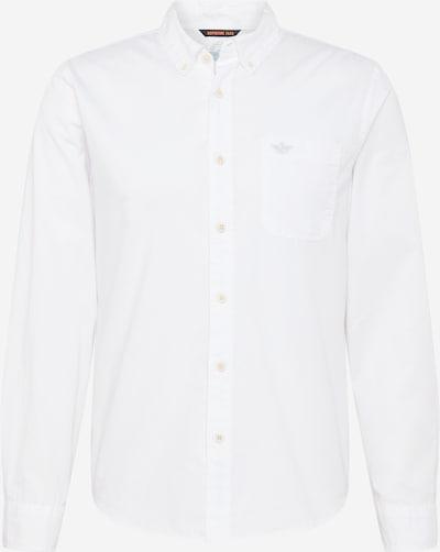Dockers Camisa 'ALPHA' en blanco, Vista del producto