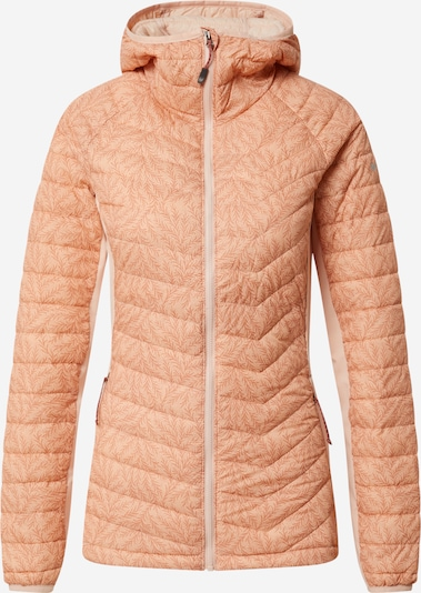 COLUMBIA Jacke 'Powder' in orange / pastellorange, Produktansicht