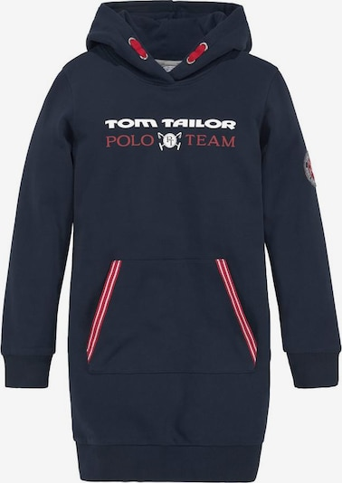 Tom Tailor Polo Team Kleid in marine, Produktansicht