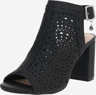 Xti Sandalette in schwarz, Produktansicht