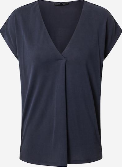 VERO MODA T-shirt 'Beca' en bleu foncé, Vue avec produit
