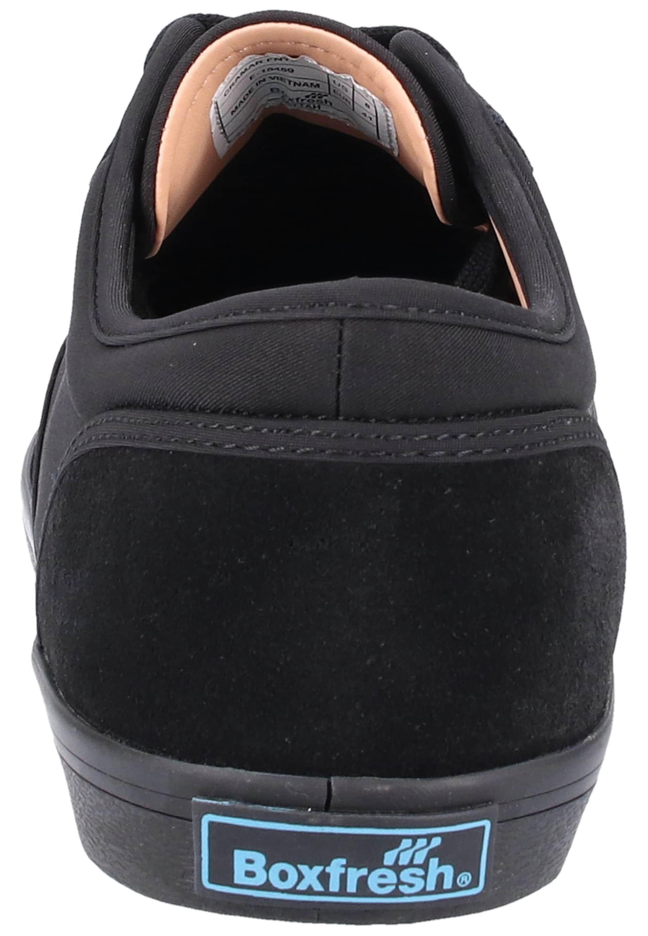 Boxfresh Sneaker Boxfresh In 'cramar' 'cramar' Schwarz Sneaker mynPN08wOv