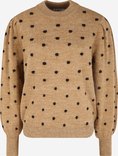 OBJECT (Tall) Pullover 'Laurie' in braun / schwarz, Produktansicht