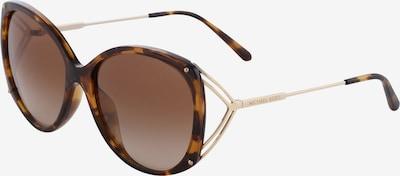 Michael Kors Sonnenbrille 'MORRO BAY' in beige, Produktansicht