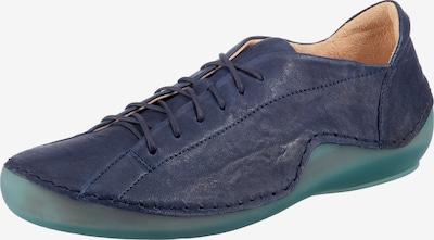 THINK! Schnürschuhe 'Kapsl' in blau / cyanblau, Produktansicht